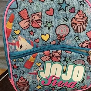 Jojo Siwa Lunch Bag